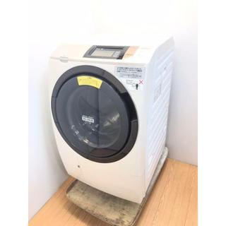 ヒタチ(日立)の洗濯機 日立 ドラム式  11キロ(洗濯機)