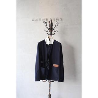 SUNSEA - sunsea snm-b jacket