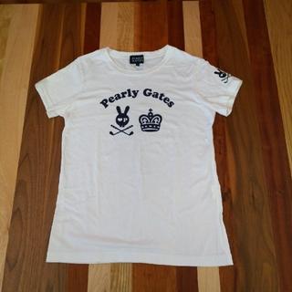 パーリーゲイツ(PEARLY GATES)のパーリゲイツ  Tシャツ(ウエア)