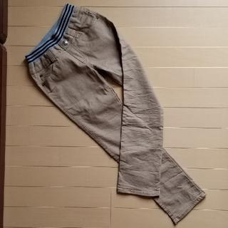 シマムラ(しまむら)の【パンツ】キッズパンツ ベージュ140(パンツ/スパッツ)