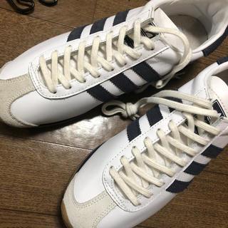 アディダス(adidas)のアディダス カントリー 新品(スニーカー)