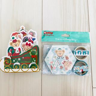 Disney - ダッフィー  クリスマス メモ