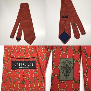 グッチ(Gucci)のグッチ GUCCI ネクタイ 美品(ネクタイ)