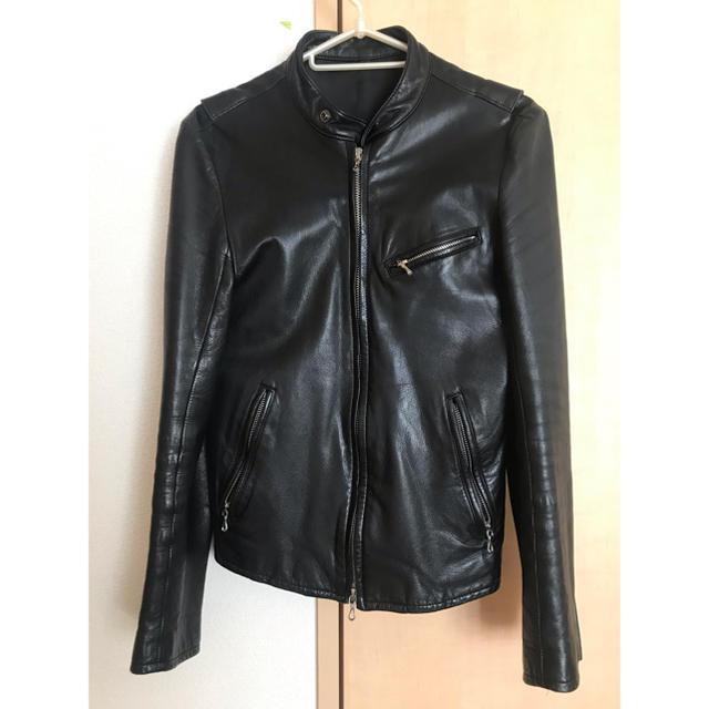 LITHIUM HOMME(リチウムオム)のlithium homme ライダース リチウムオム メンズのジャケット/アウター(ライダースジャケット)の商品写真