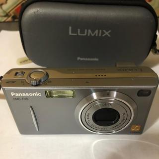 パナソニック(Panasonic)のカメラ(コンパクトデジタルカメラ)
