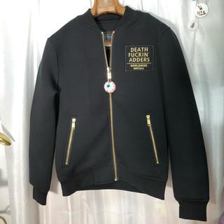 ミシカ(MISHKA)の未使用 MISHKA ミシュカ スタジアムジャケット 正規品(スタジャン)
