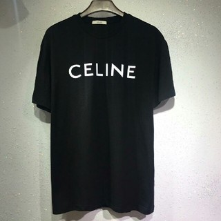 セリーヌ(celine)のCELINE セリーヌ Tシャツ メンズ S (Tシャツ(半袖/袖なし))