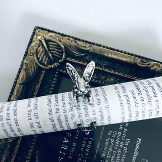 うさぎの指輪 アンティーク(リング)