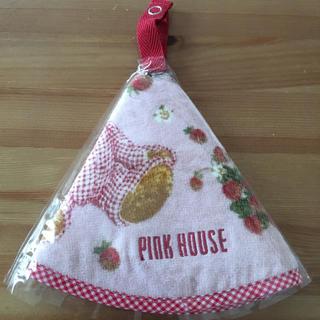 ピンクハウス(PINK HOUSE)の新品未使用 ピンクハウス タオル (タオル/バス用品)
