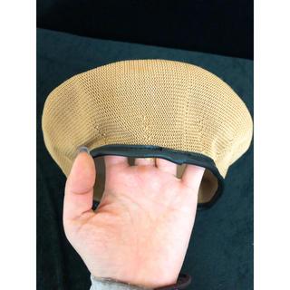 アズールバイマウジー(AZUL by moussy)のアズールバイマウジー 未使用 サマー  ベレー帽(ハンチング/ベレー帽)