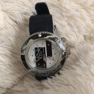 エイチケーティーフォーティーエイト(HKT48)のHKT48 宮脇咲良腕時計(腕時計(アナログ))
