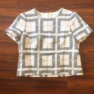 グレースコンチネンタル(GRACE CONTINENTAL)のグレースクラス♡パターンブラウス(シャツ/ブラウス(半袖/袖なし))