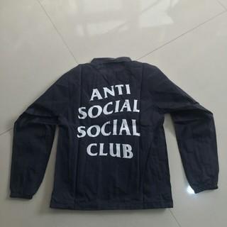 アンチ(ANTI)のANTI SOCIAL SOCIAL CLUB コーチジャケット Mサイズ(ナイロンジャケット)