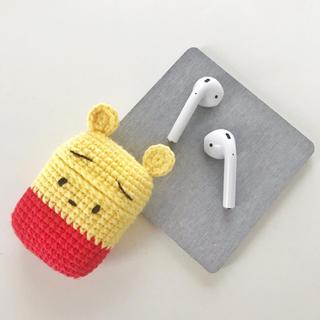 Apple - 即日発送★オリジナルハンドメイドニットairpodsエアーポッズケースカバー10