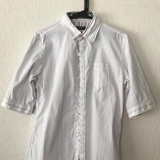 ハイダウェイ(HIDEAWAY)のHIDEAWAYS  NICOLE七分袖シャツ size48(シャツ)