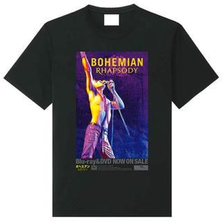 「ボヘミアン・ラプソディ」Blu-ray Amazon限定特典Tシャツ(ノベルティグッズ)