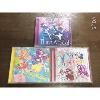 アイカツ(アイカツ!)のアイカツ CD セット(アニメ)