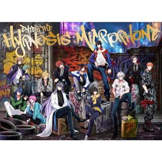 ヒプノシスマイク初回限定LIVE盤CD+Blu-ray【シリアルなし】(アニメ)