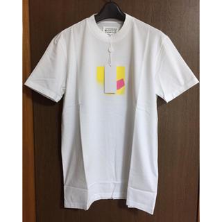Maison Martin Margiela - 白52新品64%off マルジェラ スプレープリント Tシャツ 17AW