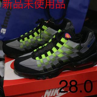 NIKE - air max 95 woven ウーブン 28センチ