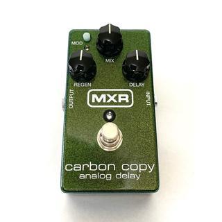 MXR M169 carbon copy analog delay【使用時間少】(エフェクター)