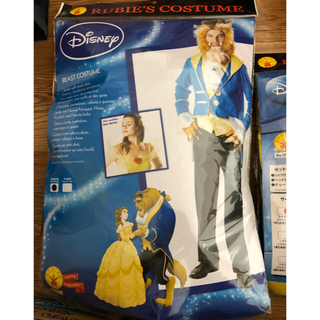 ディズニー(Disney)の美女と野獣 ビーストコスチューム 大人用(衣装一式)