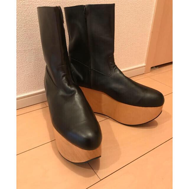 Vivienne Westwood(ヴィヴィアンウエストウッド)のロッキンホース ヴィヴィアンウエストウッドブーツUK10 レディースの靴/シューズ(ブーツ)の商品写真