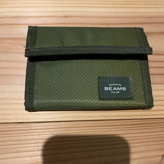 ビームス(BEAMS)のBEAMS 三つ折り財布(折り財布)