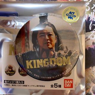 キングダム Kingdom 缶バッジ