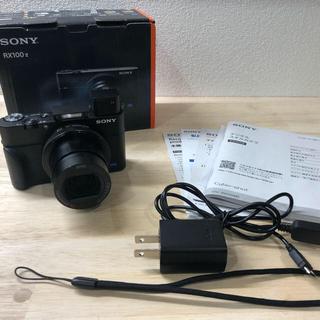ソニー(SONY)のsony DSC-RX100M5 サイバーショット(コンパクトデジタルカメラ)