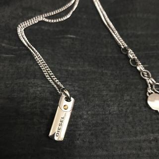 ディーゼル(DIESEL)のネックレス(ネックレス)