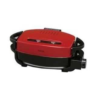 アイリスオーヤマ(アイリスオーヤマ)の未使用 アイリスオーヤマ マルチロースター レッド emr-1101(調理機器)