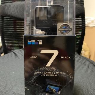 GoPro - GoPro HERO7 ブラツク CHDHX-701-FW