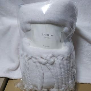 フランフラン(Francfranc)のフランフラン ゴーディススロー 新品、未使用(毛布)