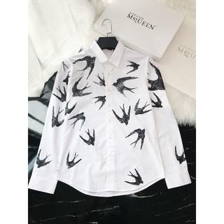 アレキサンダーマックイーン(Alexander McQueen)のAlexander McQuee Tシャツ 長袖(Tシャツ/カットソー(七分/長袖))