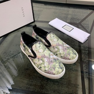 グッチ(Gucci)のGUCCI  メンーズ スリッポン(スリッポン/モカシン)