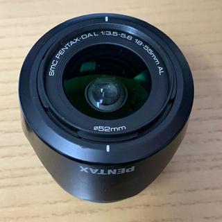 ペンタックス(PENTAX)のPENTAX 標準ズームレンズ 18-55mm(デジタル一眼)