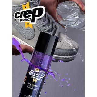 Crep Protect クレップ プロテクト 防水スプレー スニーカー等に(スリッポン/モカシン)