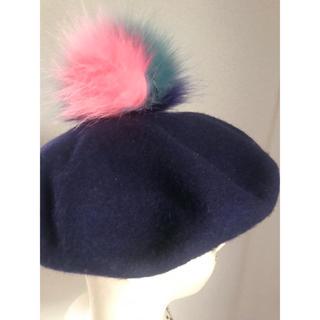 フォーエバートゥエンティーワン(FOREVER 21)の帽子 ベレー帽 Forever21(ハンチング/ベレー帽)