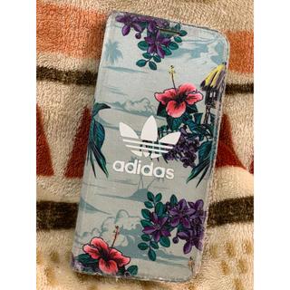 アディダス(adidas)のadidas iPhoneX Xs 手帳型ケース(iPhoneケース)