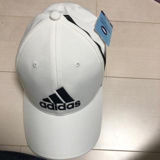 アディダス(adidas)のアディダス Adidas 帽子 PF アシンメトリーラインキャップ(キャップ)