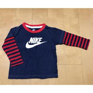 ナイキ(NIKE)のNIKE ロンT 80㎝(Tシャツ)