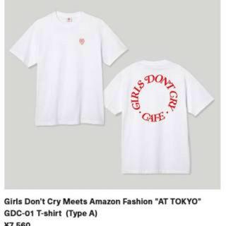 Girls Don`t Cry  Tシャツ Mサイズ(Tシャツ/カットソー(半袖/袖なし))