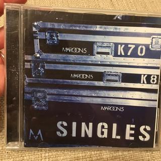 MAROON5 SINGLES アルバム(ポップス/ロック(洋楽))
