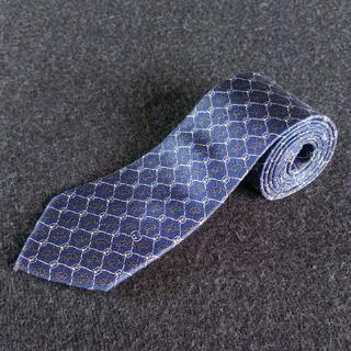 グッチ(Gucci)の美品【BLUE-GUCCI】イタリア最高級ブランドネクタイ グッチ gcc84(ネクタイ)