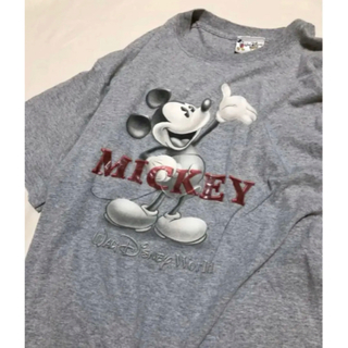 ♡ WDW Mickey mouse T-shirt ♡ (US古着)