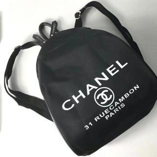 CHANEL - シャネル♡リュック  ノベルティ