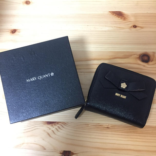 MARY QUANT - マリークワント 財布