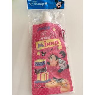 ディズニー(Disney)の折りたたみ水筒(弁当用品)