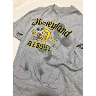 ディズニー(Disney)の♡ DLR Mickey mouse T-shirt ♡ (US古着)(Tシャツ/カットソー(半袖/袖なし))